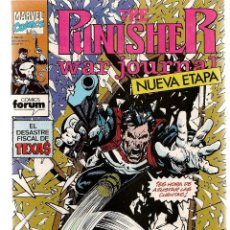 Tebeos: THE PUNISHER. 19 NROS. ¡¡ COMPLETA!!. FORUM. (RF.MA)B/62. Lote 107205847