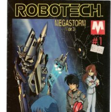 Tebeos: ROBOTECH. 8 NROS. ¡¡ COMPLETA!!. MERIDIANA. (RF.MA) C/26. Lote 107265371
