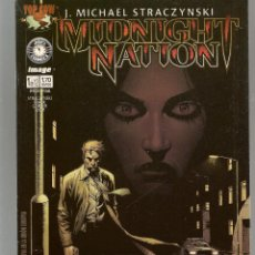 Tebeos: MIDNIGHT NATION. 12 NROS. ¡¡ COMPLETA!!. DC / ZINCO. (RF.MA) C/21. Lote 107270779