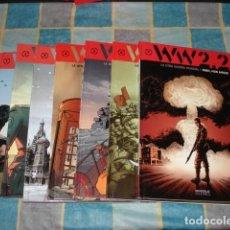 Tebeos: WW 2.2: LA OTRA GUERRA MUNDIAL, 2013, COMPLETA, 7 TOMOS, DIABOLO, IMPECABLE. Lote 107568251
