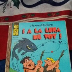 Tebeos: HANNA BARBERA COLECCION TELE HISTORIETA 134 A LA LUNA ME VOY PICAPIEDRA. Lote 107833243