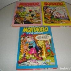 Livros de Banda Desenhada: LOTE DE MORTADELO Y SUS AMIGOS. Lote 108205487