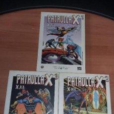 Tebeos: GRANDES HEROES DEL COMIC (PATRULLA X). Lote 109039839