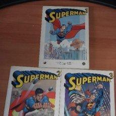 Tebeos: GRANDES HEROES DEL COMIC (SUPERMAN). Lote 109039891