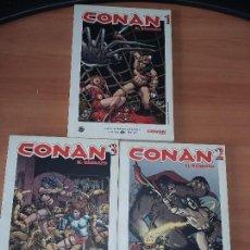Tebeos: GRANDES HEROES DEL COMIC (CONAN). Lote 109040091