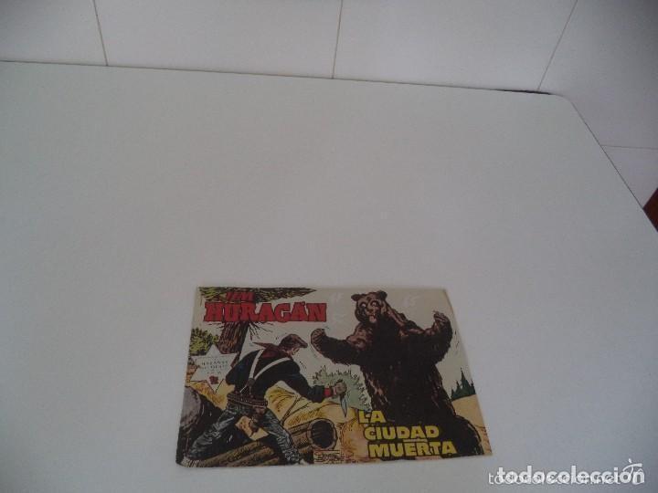 Tebeos: Jim Huracán Año 1959 Lote de 55 Tebeos son Originales dificiles Dibujante J. Buxadé Ediciones Toray - Foto 3 - 110133563