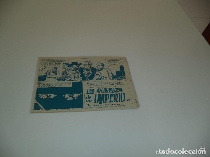 Tebeos: Jim Huracán Año 1959 Lote de 55 Tebeos son Originales dificiles Dibujante J. Buxadé Ediciones Toray - Foto 4 - 110133563