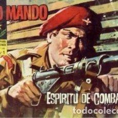 Tebeos: ALTO MANDO, AÑO 1.964, COLECCIÓN COMPLETA DE 52. TEBEOS ORIGINALES, IBERO MUNDIAL DE EDICIONES.. Lote 110302023