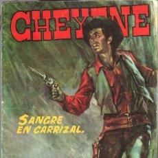 Tebeos: CHEYENE, AÑO 1.964. TENGO LOS Nº 1 - 2 - 3 - 4. SON ORIGINALES EDITORIAL OLIVÉ Y HONTORIA.. Lote 110692279