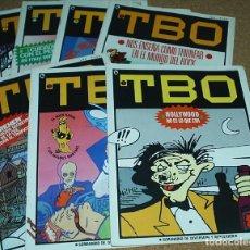 Tebeos: TBO 4ª ÉPOCA - BRUGUERA 1986 - COMPLETA -MUY BUEN ESTADO, PERFECTA- LEER Y VER FOTO. Lote 111238979