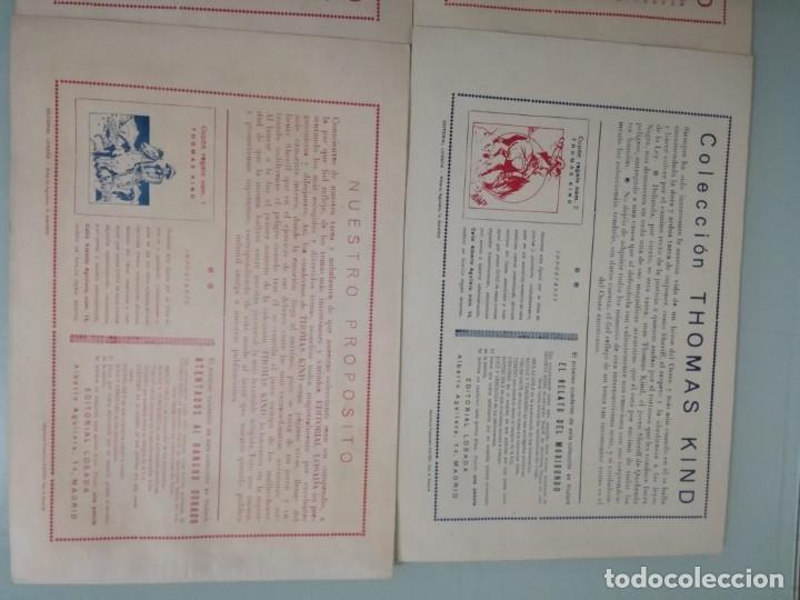 Tebeos: THOMAS KIND. comic, tbo, SHERIFF DE QUEBRADA NEGRA. LOTE: 1,2,3 Y 4 - Foto 3 - 111374363