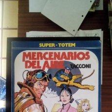 Tebeos: MERCENARIOS DEL AIRE. Lote 112602331