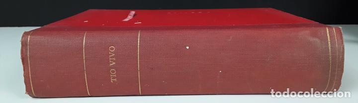 LOTE DE 50 EJEMPLARES ENCUADERNADOS EN 1 TOMO. VARIOS AUTORES.1957/1959. (Tebeos y Comics - Tebeos Colecciones y Lotes Avanzados)