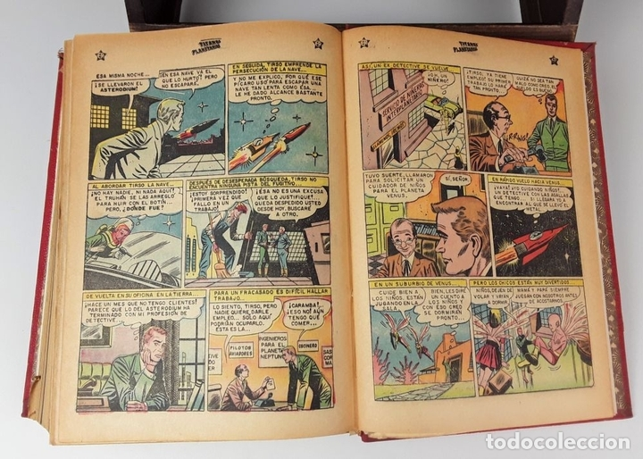 Tebeos: LOTE DE 50 EJEMPLARES ENCUADERNADOS EN 1 TOMO. VARIOS AUTORES.1957/1959. - Foto 19 - 113000939