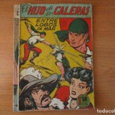 Livros de Banda Desenhada: EL HIJO DE LAS GALERAS, Nº 3. ORIGINAL.. Lote 113360515