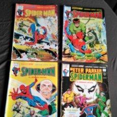 Tebeos - 4 COMICS SPIDERMAN - 113395095