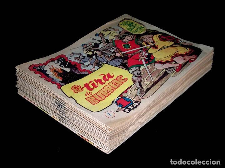 COLECCIÓN COMPLETA 28 TEBEOS HISTORIA I LLEGENDA, HISPANO AMERICANA EN CATALÁN, ORIGINAL AÑOS 50. (Tebeos y Comics - Tebeos Colecciones y Lotes Avanzados)