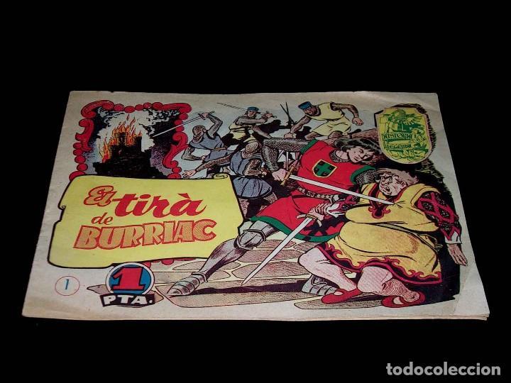 Tebeos: Colección completa 28 tebeos Historia i Llegenda, Hispano Americana en Catalán, original años 50. - Foto 4 - 113629519