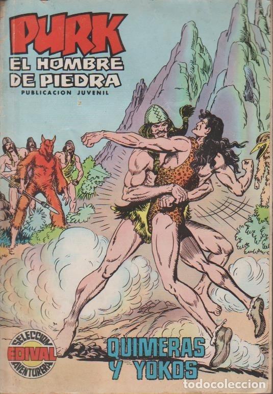 Tebeos: PURK EL HOMBRE DE PIEDRA ( VALENCIANA ) ORIGINAL 1974-1976 LOTE - Foto 9 - 35959461