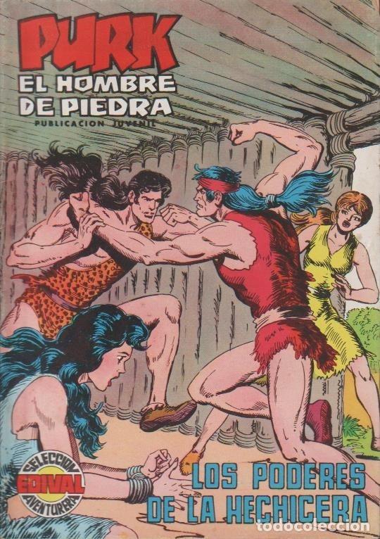 Tebeos: PURK EL HOMBRE DE PIEDRA ( VALENCIANA ) ORIGINAL 1974-1976 LOTE - Foto 10 - 35959461