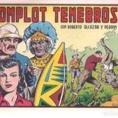 Tebeos: ROBERTO ALCAZAR Y PEDRIN ( EDIVAL ) ORIGINAL 1981-1984 LOTE CASI COMPLETO FALTAN 118 Y 119. Lote 31224103