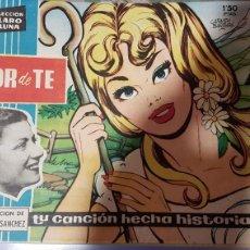 Tebeos: LOTE DE 16 REVISTAS JUVENILES AÑOS 60 CLARO DE LUNA. Lote 115049306