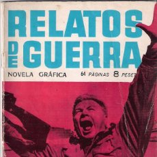 Tebeos: RELATOS DE GUERRA. TORAY. 1 AL 226. COLECCIÓN COMPLETA. VER FOTOS Y DESCRIPCIÓN. ACTUALIZADO.. Lote 115674871