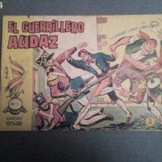 Tebeos: EL GUERRILLERO AUDAZ. Lote 116198078