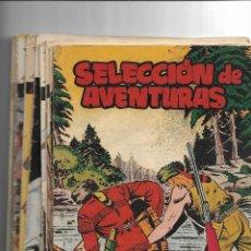 Tebeos: BLEK EL GIGANTE, AÑO 1.956. LOTE DE 11. TEBEOS ORIGINALES EN BUEN ESTADO VER LAS FOTOS.. Lote 117088259