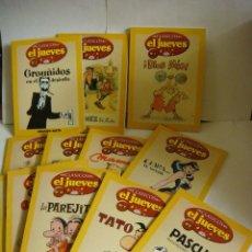 Livros de Banda Desenhada: COMICS COLECCION DE 12 COMICS ( CLASICOS EL JUEVES ) (#). Lote 175925564