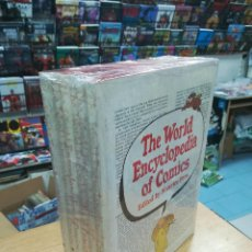 Tebeos: THE WORLD ENCYCLOPEDIA OF COMICS COLECCION COMPLETA (TOMOS 1 A 6) (MAURICE HORN - CHELSEA HOUSE). Lote 118105627