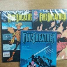 Comics - FIREBREATHER COLECCION COMPLETA (3 TOMOS) - 118107847