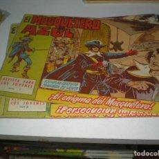 Tebeos: EL MOSQUETERO AZUL COLECCION COMPLETA. Lote 119667311