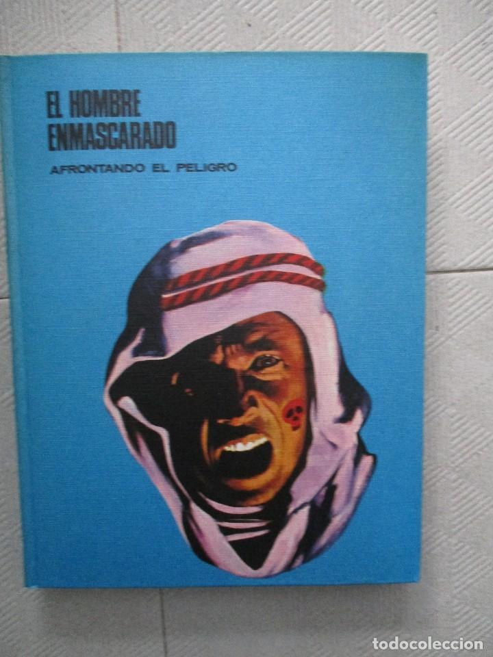Tebeos: COLECCION COMPLETA EL HOMBRE ENMASCARADO 8 TOMOS BURU LAN BUEN ESTADO - Foto 5 - 120231787