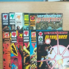 Tebeos: ULTRAFORCE COLECCION COMPLETA (11 NUMEROS - 0 A 10). Lote 121517323