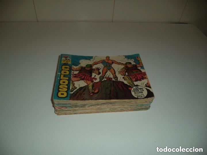 Tebeos: El Coloso, Año 1.960. Colección Completa son 83. Tebeos Originales, Dibujante L. Blanco. - Foto 3 - 122325851