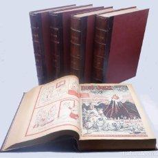 Tebeos: DON JOSÉ. SEMANARIO DE HUMOR DEL DIARIO ESPAÑA TANGER 2 A 127 CASI COMPLETA. (MINGOTE), 1955. Lote 122578935
