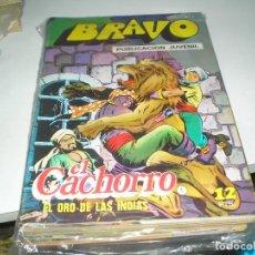 Tebeos: COLECCION COMPLETA DE EL CACHORRO DE BRAVO. Lote 123332751