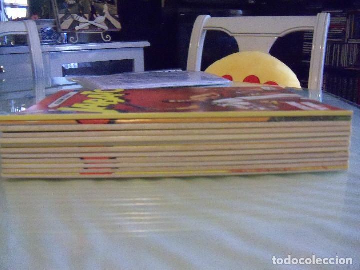 Tebeos: Jabato Álbum Color. Colección Completa. 12 Ejemplares. Editorial Bruguera 1980 - Foto 7 - 124525947