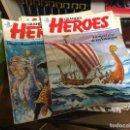Tebeos: GRANDES HEROES COMPLETA.. Lote 125115951