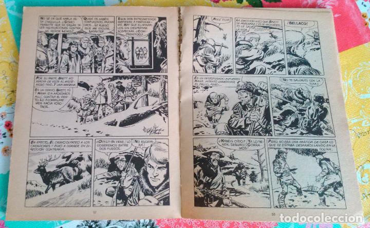 Tebeos: HISTORIA DEL OESTE ¡¡COMPLETA!! (Euredit 1969) 17 novelas. - Foto 5 - 125194063