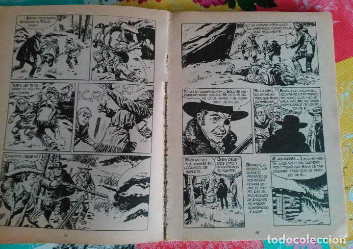 Tebeos: HISTORIA DEL OESTE ¡¡COMPLETA!! (Euredit 1969) 17 novelas. - Foto 6 - 125194063