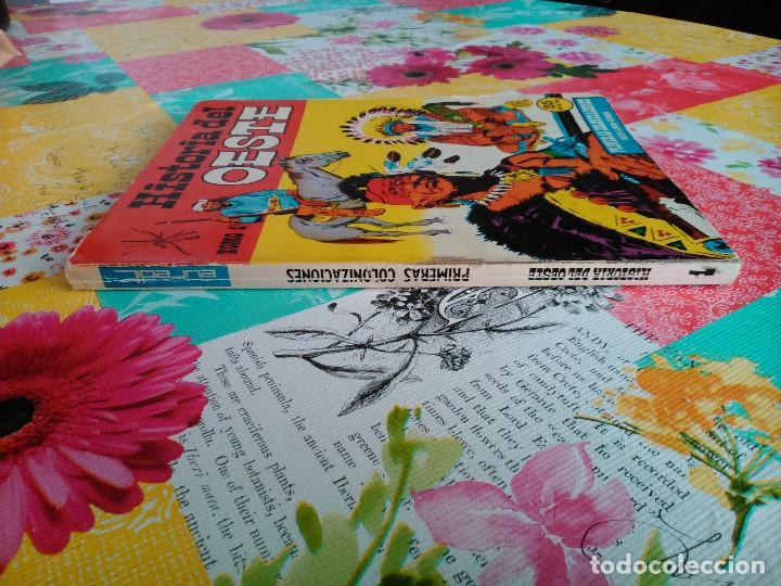 Tebeos: HISTORIA DEL OESTE ¡¡COMPLETA!! (Euredit 1969) 17 novelas. - Foto 7 - 125194063