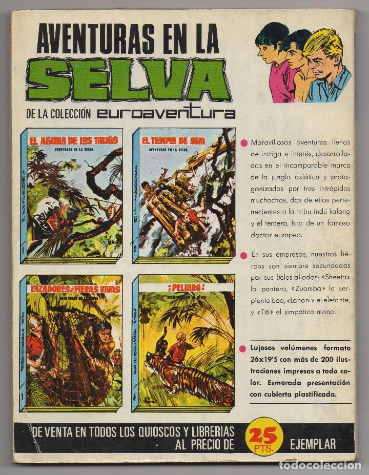Tebeos: HISTORIA DEL OESTE ¡¡COMPLETA!! (Euredit 1969) 17 novelas. - Foto 8 - 125194063