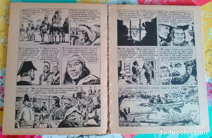 Tebeos: HISTORIA DEL OESTE ¡¡COMPLETA!! (Euredit 1969) 17 novelas. - Foto 13 - 125194063
