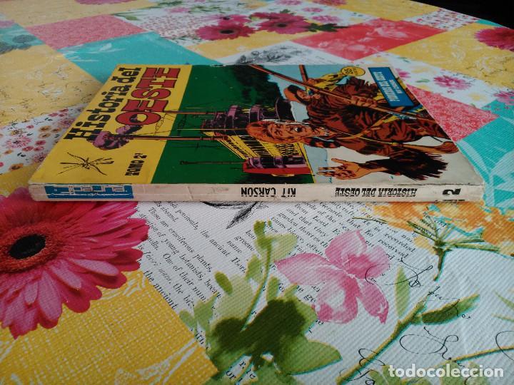 Tebeos: HISTORIA DEL OESTE ¡¡COMPLETA!! (Euredit 1969) 17 novelas. - Foto 14 - 125194063