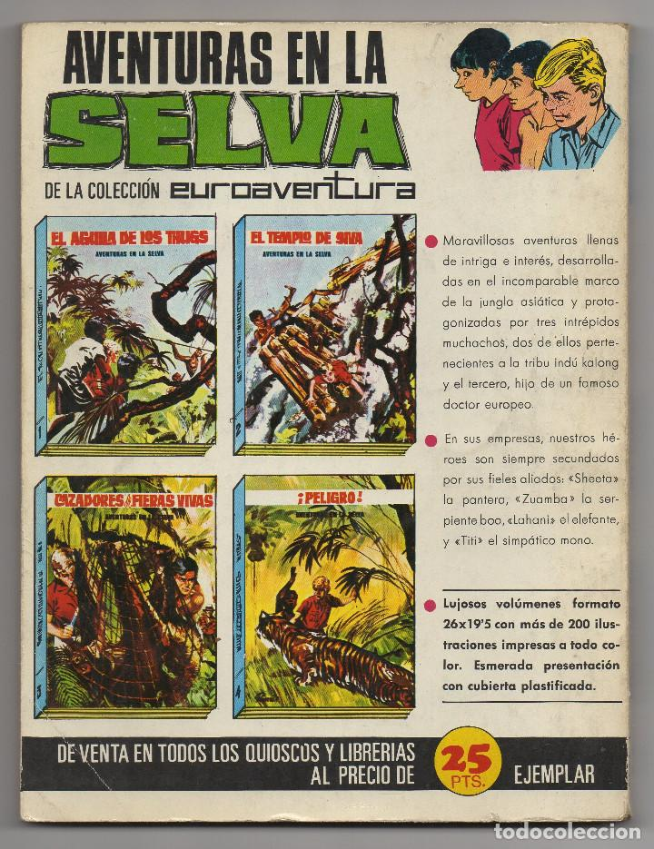 Tebeos: HISTORIA DEL OESTE ¡¡COMPLETA!! (Euredit 1969) 17 novelas. - Foto 15 - 125194063