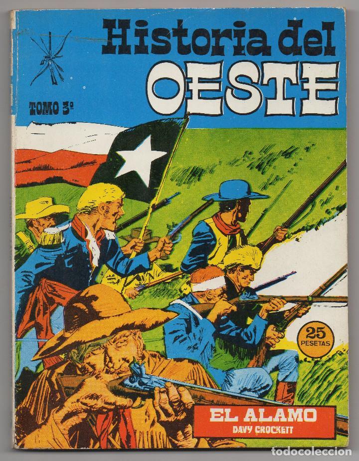 Tebeos: HISTORIA DEL OESTE ¡¡COMPLETA!! (Euredit 1969) 17 novelas. - Foto 16 - 125194063