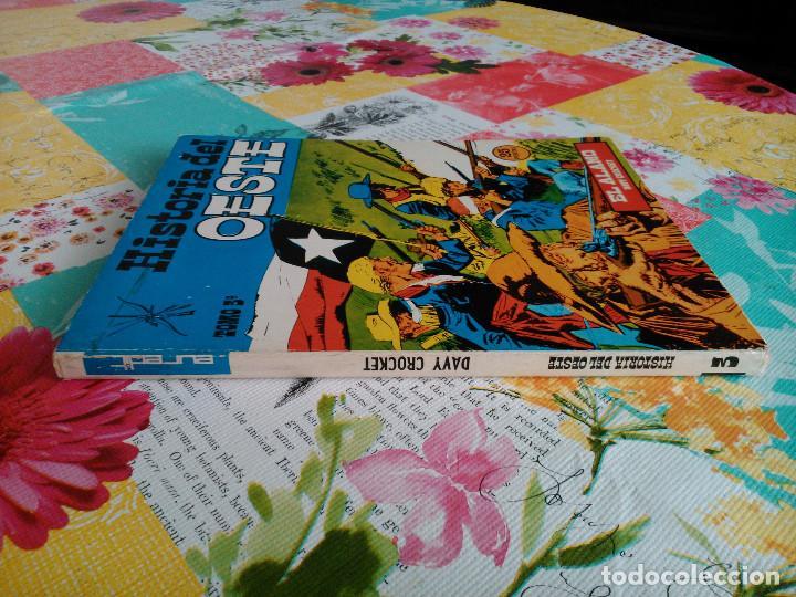 Tebeos: HISTORIA DEL OESTE ¡¡COMPLETA!! (Euredit 1969) 17 novelas. - Foto 17 - 125194063
