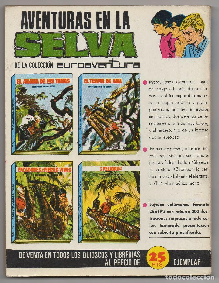 Tebeos: HISTORIA DEL OESTE ¡¡COMPLETA!! (Euredit 1969) 17 novelas. - Foto 18 - 125194063